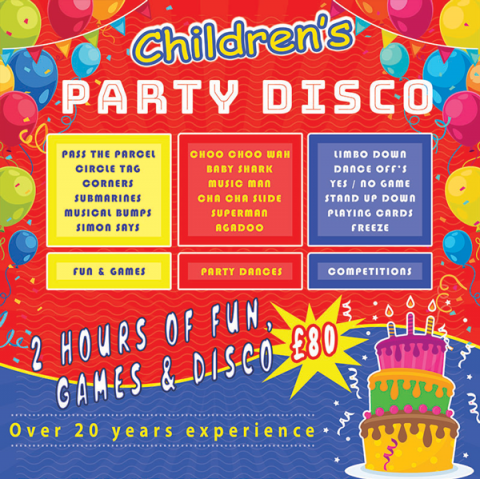 Childrens-parties-Advertisement-Dj-Gary-Mayo