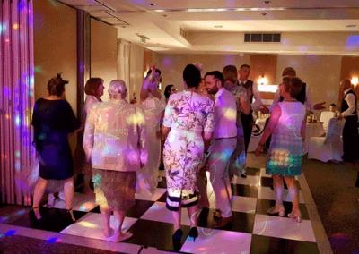 Wedding at Manchester Hotel - Dj Gary Mayo